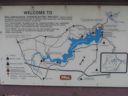 Mobley engineering for Lake wallenpaupack fishing